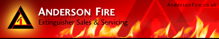 Anderson Fire - Extinguisher Sales & Servicing